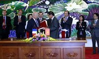 法国向越南职业学校援助2500万欧元