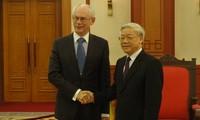 欧盟希望成为越南的政治伙伴