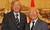 推动越南胡志明市与乌拉圭经贸投资合作
