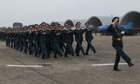 """越南人民军发起""""空中奠边府的回响""""竞赛运动"""