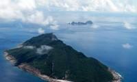 中国船只继续进入与日本争议海域