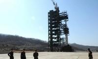 """朝鲜宣布正""""认真考虑""""推迟卫星发射计划"""