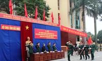 越南人民军始终发扬革命传统
