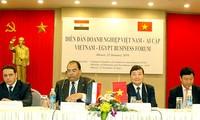 越南和埃及就加强贸易合作举行视频对话会