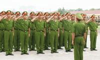 完善宪法中关于人民公安力量职能、任务的规定