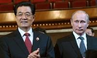 中俄领导人希望在2013年进一步推动双边关系