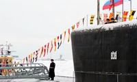 俄海军在黑海展开大规模军演