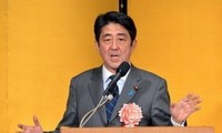 日本首相安倍晋三即将访问越南