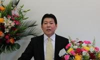 在日本推介越南品牌协会举行成立仪式