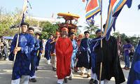 平阳省为当地华人和教职人员举行迎春见面会