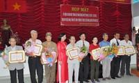 胡志明市举行外国机构代表迎春见面会