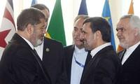 伊朗与埃及领导人就叙利亚局势举行会谈