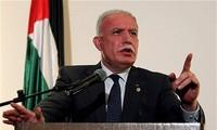 巴勒斯坦愿重启巴以和谈