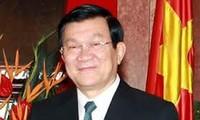 张晋创会见文莱能源部长