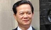 阮晋勇会见菲律宾监察署长莫拉莱斯