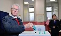 意大利议会选举产生参众两院议长