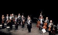 越南举行纪念越意建交四十周年音乐会