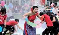 越老友好交流活动在中国举行