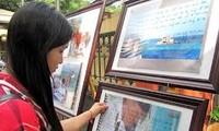 广义省举行海洋海岛主题少儿绘画比赛和美术奖颁奖仪式