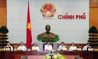 越南政府坚持既定目标