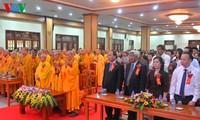 胡志明市佛教界积极参加慈善活动