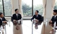 韩朝同意举行政府级会谈