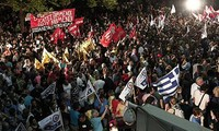 希腊面临新的政治危机