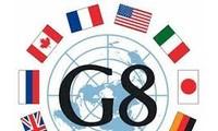 叙利亚冲突:八国集团峰会的焦点