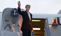 美国国务卿克里即将访问中东