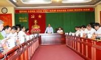 河江省要发挥潜力、优势,将挑战化为发展机遇