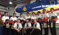 加拿大帮助越南培训水上飞机飞行员
