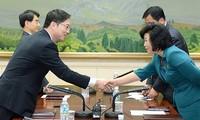 韩朝就开城工业园区问题举行第四轮会谈