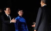 张晋创访美是越美关系史上的重要里程碑