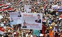 埃及全国爆发大规模抗议活动