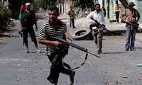 利比亚安全局势动荡