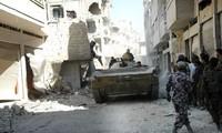 叙利亚总统决心打击恐怖主义