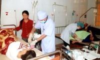 美国大西洋慈善组织向越南安沛省提供援助