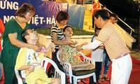 照顾橙剂受害者是越南的长期、重要和紧迫的工作
