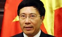 越南-莫桑比克加强友好与合作关系