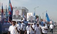 柬埔寨公布国会初步选举结果