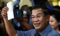 柬埔寨公布第五届国会选举初步结果
