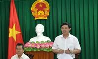 越共中央经济部与西原地区指导委员会举行工作会议