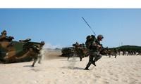 朝鲜要求韩美取消联合军演