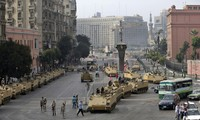 埃及加强安保应对示威浪潮