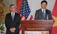 越南驻美国和南非大使馆举行国庆庆祝活动