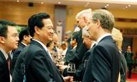 越南政府举行各国驻越外交使节9·2国庆招待会