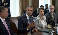 美国、俄罗斯、英国、法国、中国讨论叙利亚决议草案