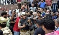 埃及军警在西奈半岛与穆兄会支持者发生冲突