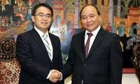 越南重视并促进越日合作