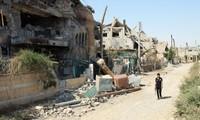 俄罗斯掌握新证据表明叙利亚反对派使用了化武